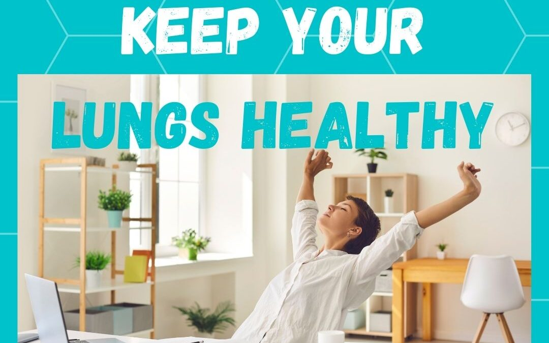 Keep Your Lungs Healthy: HealingMatters 94